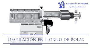 proceso-de-destilacion-en-horno-de-bolas