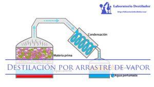 proceso-de-destilacion-por-arrastre-de-vapor